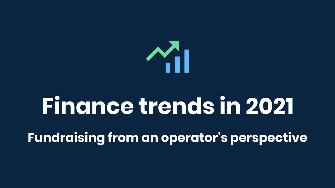 Finance trends in 2021